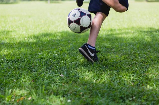 fotboll i Lerum